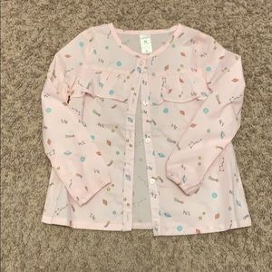 Other - Space button up